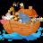 Arca de Noé para Colorir