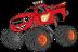 Monster Truck para Colorir